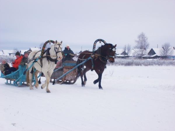 Комбинезон слитный зимний 86